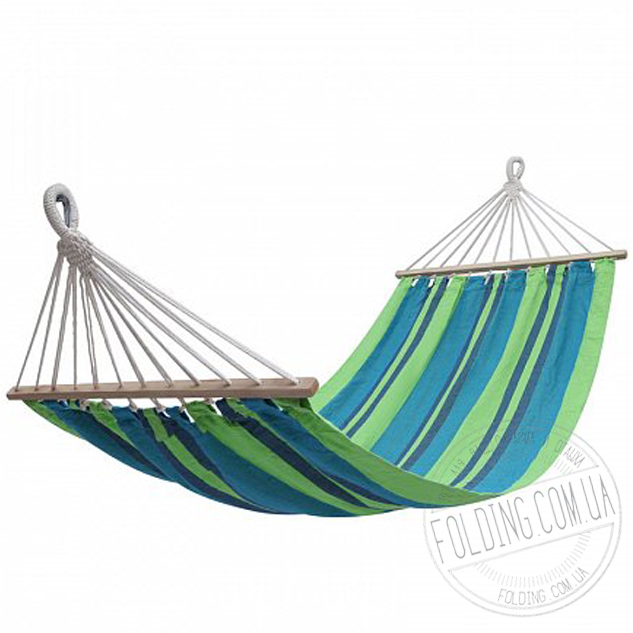 Одноместный гамак с рейками King Camp Canvas Hammock «KG3762»